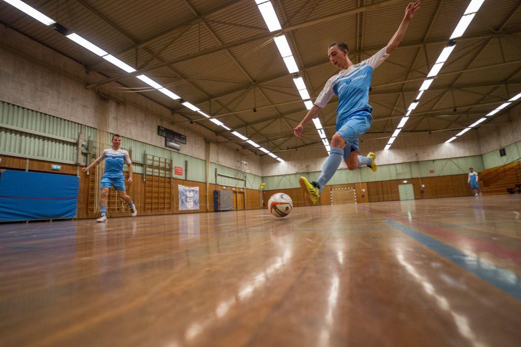 ZVV Ede klaar voor landelijk zaalvoetbal