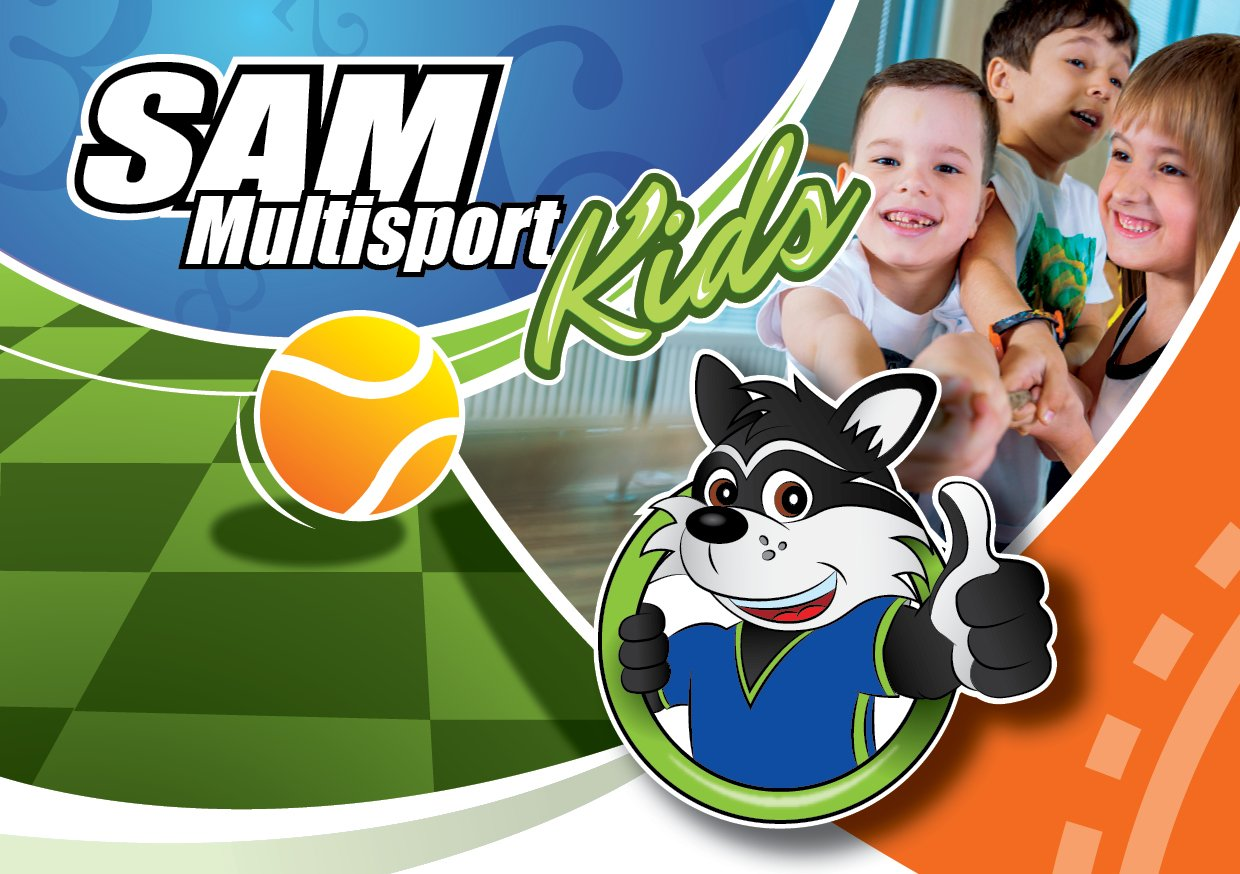SAM Multisport Kids 4 t/m 6 jaar