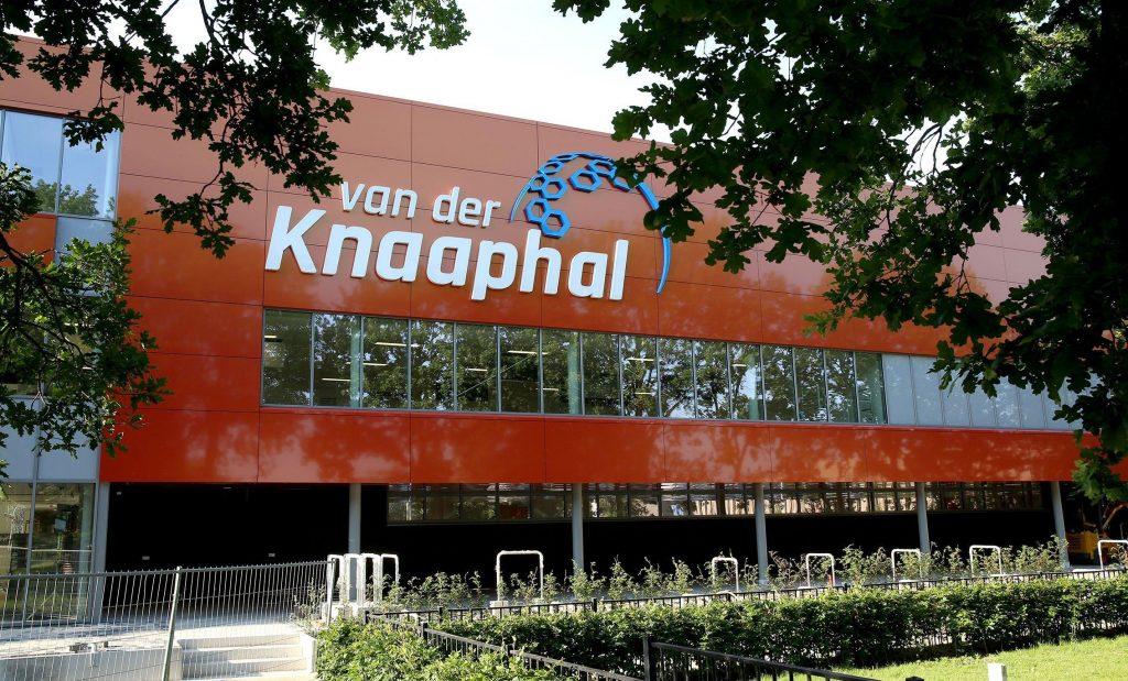 Architect AGS kiest voor Alucobond voor topsporthal