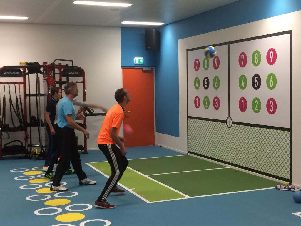 Instructeursopleiding Athletic Skills Model Van der Knaaphal