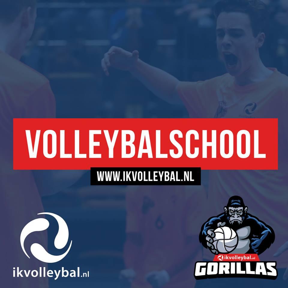 Van der Knaaphal nu ook thuisbasis voor volleybalschool