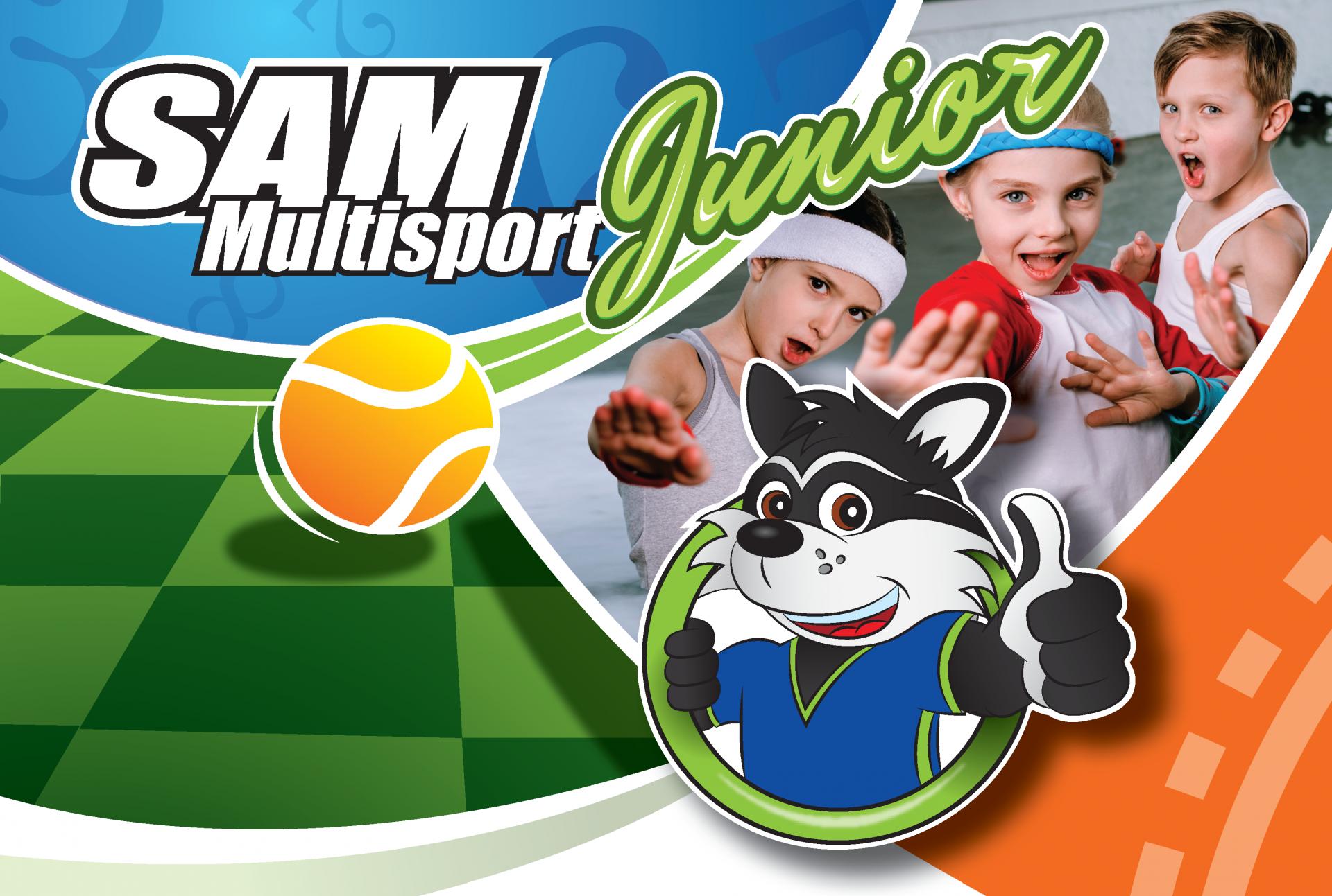 SAM Multisport Junior bij Van der Knaaphal